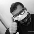 #Schutzmaske selber basteln, kurzes life hack Video